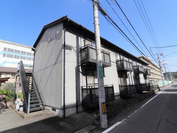 東福山駅(山陽本線)のウィークリーマンション・マンスリーマンション「Kマンスリー東福山南」外観画像