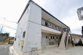 広島県のウィークリーマンション・マンスリーマンション「Kマンスリー西条農業高校南」外観画像