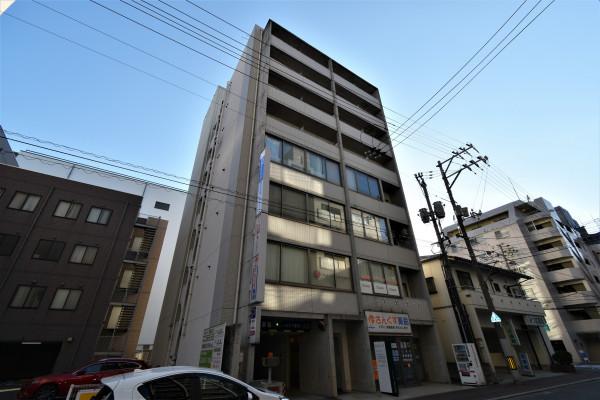 広島県のウィークリーマンション・マンスリーマンション「Kマンスリー呉駅前」外観画像