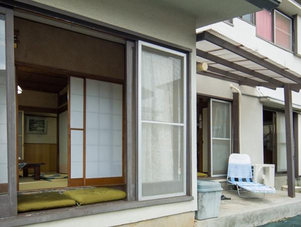 広島県のウィークリーマンション・マンスリーマンション「Kマンスリ-牛田」外観画像