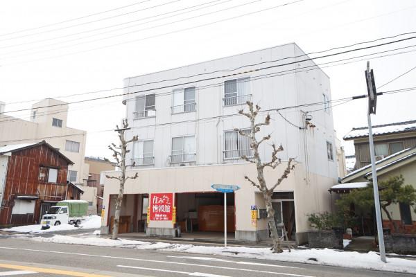 福井のウィークリー・マンスリーマンション「ソレイユ月見」外観画像