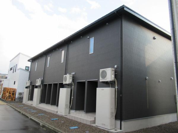 福井のウィークリー・マンスリーマンション「RBマンスリー敦賀 ボヌール」外観画像