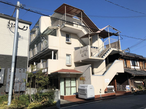 福井のウィークリー・マンスリーマンション「ファームMシャトル彦根」外観画像