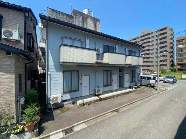 福井県福井市のウィークリー・マンスリーマンション「OIDAコーポ」外観画像