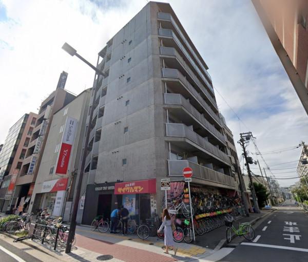 福井のウィークリー・マンスリーマンション「グリーンドゥダイア」外観画像
