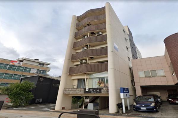 福井のウィークリー・マンスリーマンション「プエンテスール」外観画像
