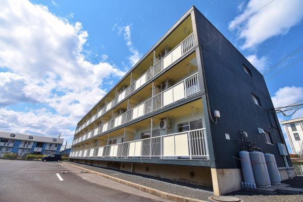 鳥取県鳥取市のウィークリーマンション・マンスリーマンション「Kマンスリー吉成」外観画像