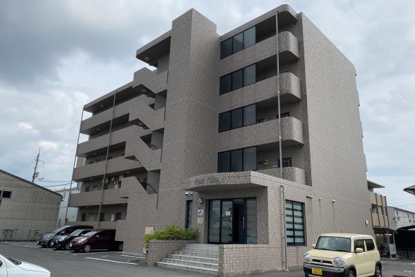 鳥取・米子のウィークリーマンション・マンスリーマンション「Kマンスリー米子西福原」外観画像