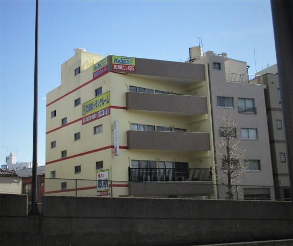 東京・川崎・横浜のシェアハウス「ゲストハウス秋葉原2」外観画像
