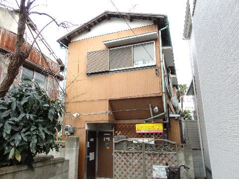 東京・川崎・横浜のシェアハウス「ゲストハウス川崎1」外観画像