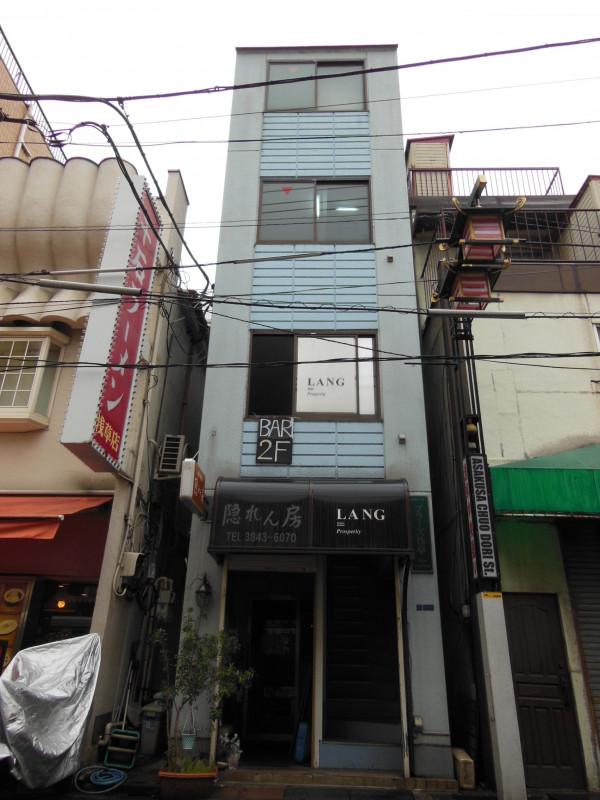 東京・川崎・横浜の短期賃貸「レンタルハウス プラーズ浅草」外観画像