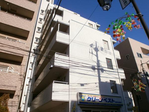 東京・川崎・横浜の短期賃貸「レンタルハウス プラーズ花月園」外観画像