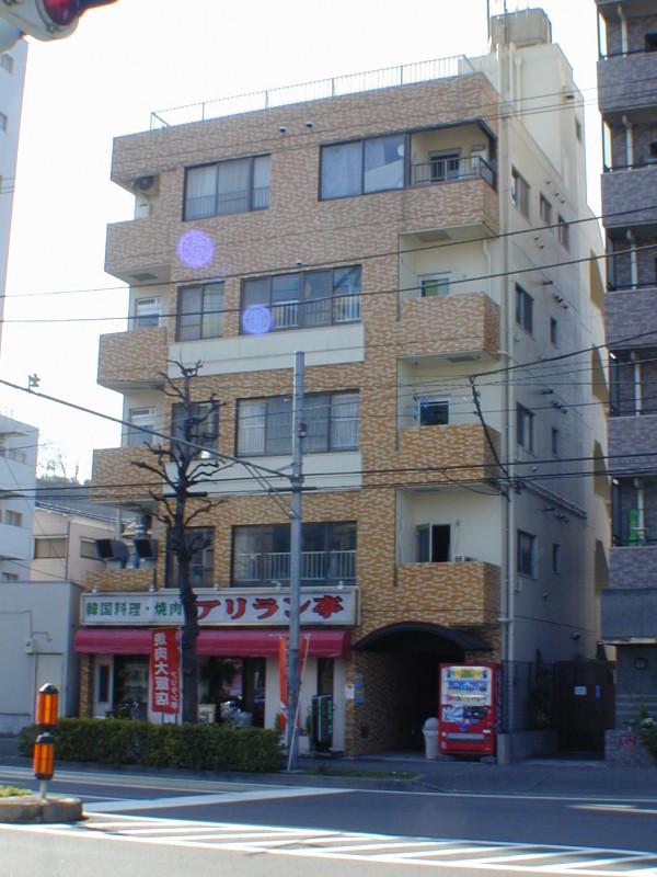 東京・川崎・横浜の短期賃貸「レンタルハウス プラーズ浅間町」外観画像