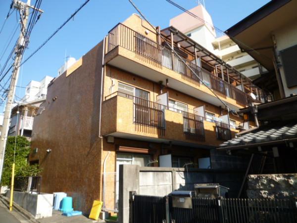 東京・川崎・横浜の短期賃貸「レンタルハウス プラーズ南荻窪」外観画像