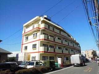 東京・川崎・横浜の短期賃貸「レンタルハウス プラーズ市ヶ尾」外観画像