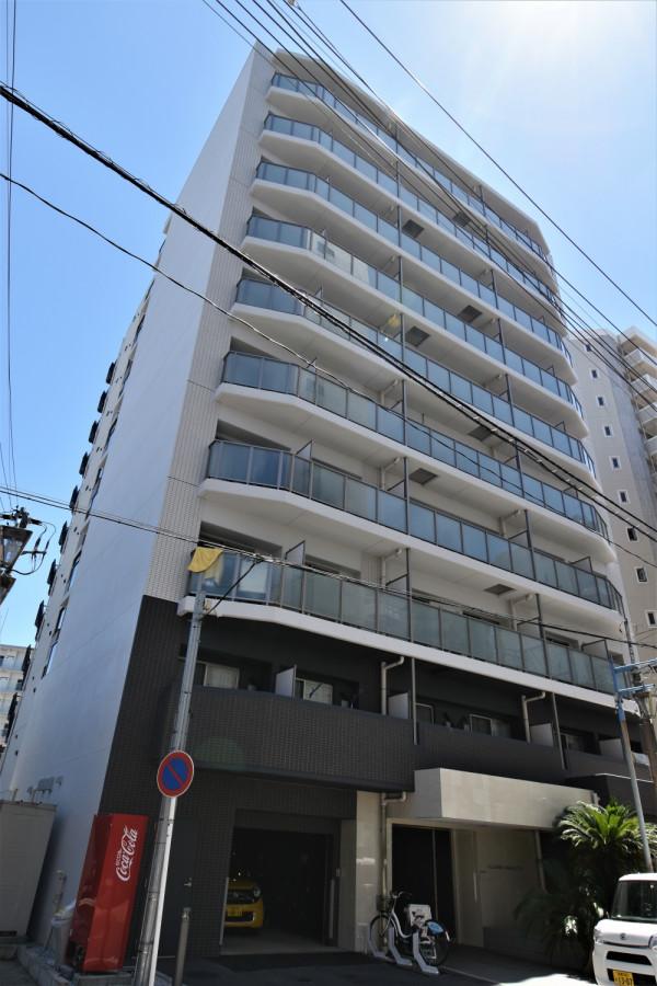 神奈川県藤沢市のウィークリーマンション ・マンスリーマンション「Kマンスリー藤沢駅」外観画像