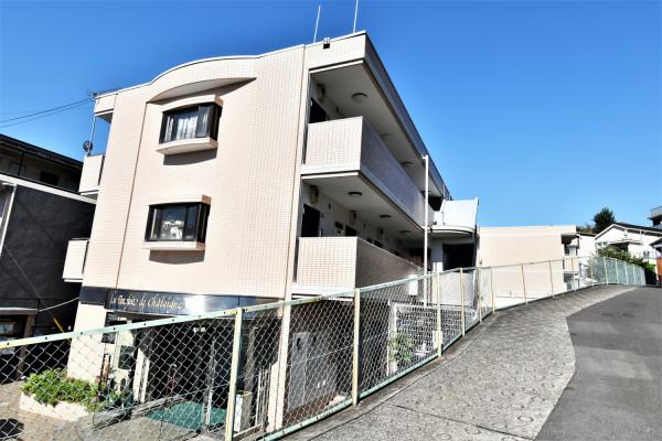 横浜のウィークリーマンション・マンスリーマンション「Kマンスリー戸塚駅北」外観画像