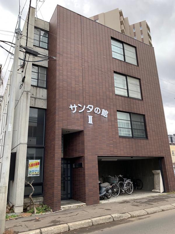 北海道札幌市西区のマンスリーマンション「メイプルマンスリー琴似」外観画像