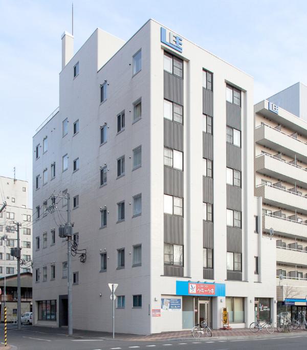 札幌市の家具付き賃貸「北海道札幌市北区」外観画像