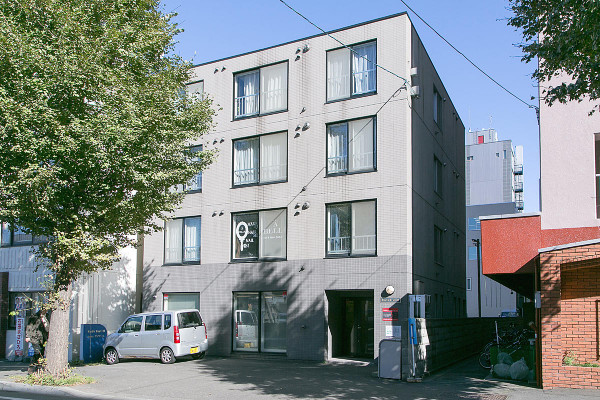 さっぽろ駅(札幌市南北線)の家具付き賃貸「北海道札幌市北区」外観画像