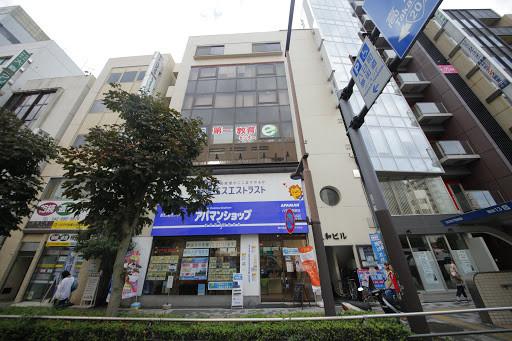 東京都八王子市のウィークリーマンション・マンスリーマンション「エスエスマンスリー八王子 横山町」外観画像