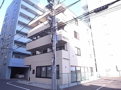 東京都八王子市のウィークリーマンション・マンスリーマンション「エスエスマンスリー八王子 明神町2」外観画像