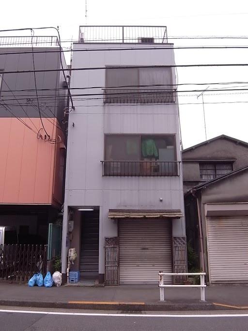 東京都のウィークリーマンション・マンスリーマンション「エスエスマンスリー八王子 元横山町」外観画像
