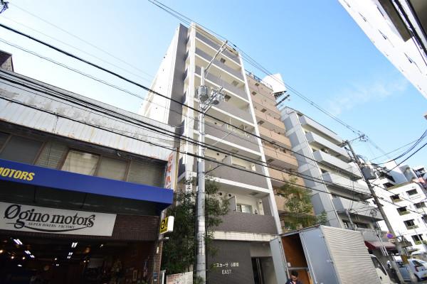 大阪のウィークリーマンション・マンスリーマンション「Kマンスリー松屋町駅前」外観画像