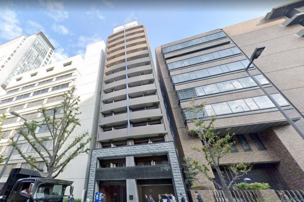 大阪のウィークリーマンション・マンスリーマンション「Kマンスリー谷町四丁目駅前」外観画像