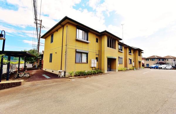 兵庫県龍野市のウィークリーマンション・マンスリーマンション「Kマンスリーたつの」外観画像