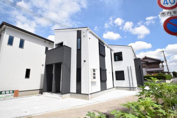 兵庫県加古川市のウィークリーマンション・マンスリーマンション「Kマンスリー尾上町」外観画像