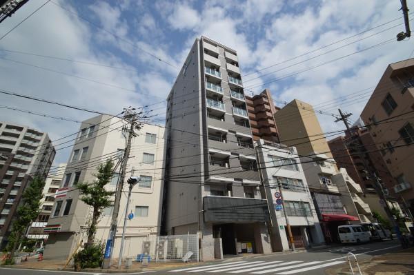 兵庫県神戸市中央区のウィークリーマンション・マンスリーマンション「Kマンスリー新神戸三宮駅」外観画像