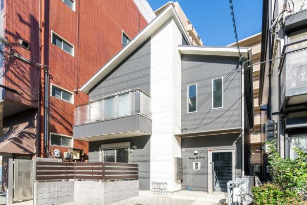 兵庫県の家具付き賃貸「DOMY南仲町」外観画像