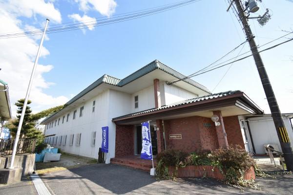 兵庫県の家具付き賃貸「アルファ嬉野」外観画像