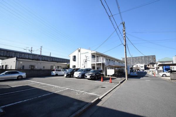兵庫県の家具付き賃貸「カームモリ」外観画像