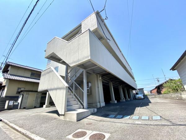 愛媛県のマンスリーマンション「愛媛マンスリー今治市東鳥生町」外観画像