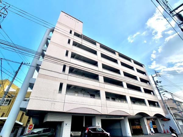 愛媛県のマンスリーマンション「愛媛マンスリー松山市小坂」外観画像