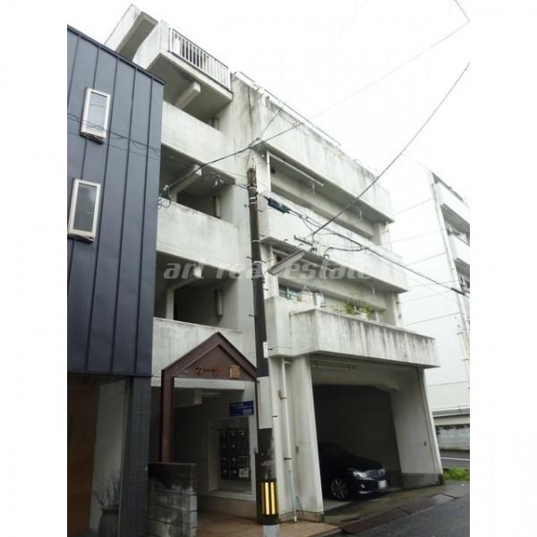 愛媛県のマンスリーマンション「愛媛マンスリー松山市柳井町」外観画像
