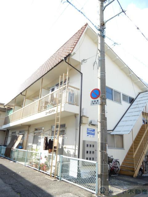 愛媛県のマンスリーマンション「愛媛マンスリー松山市石手川」外観画像
