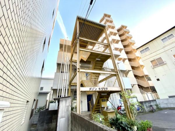 愛媛県のマンスリーマンション「愛媛マンスリー松山市北立花町」外観画像