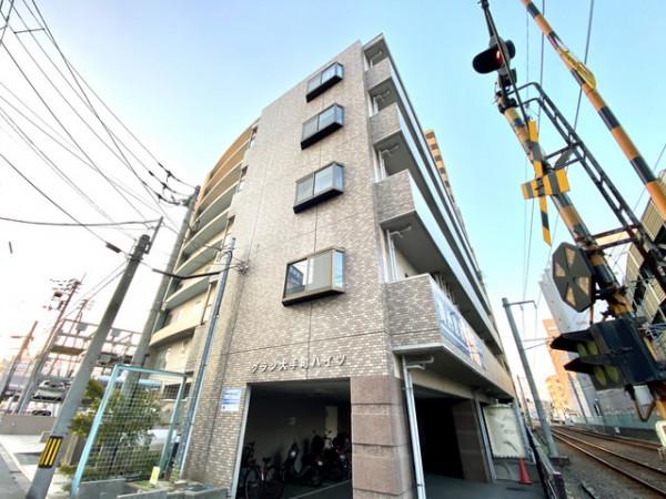 愛媛県のマンスリーマンション「愛媛マンスリー松山市大手町」外観画像