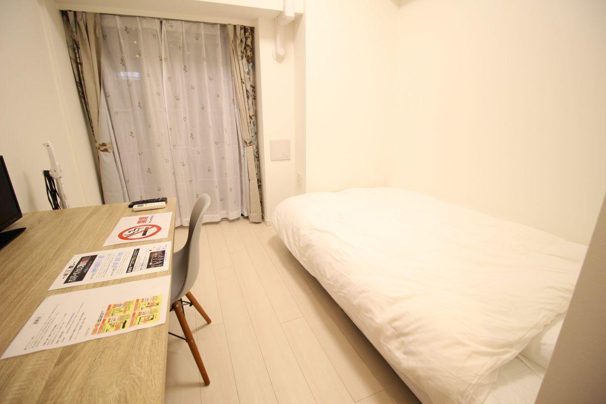 東京都港区のウィークリーマンション・マンスリーマンション「スタイルマンスリー田町4 」メイン画像