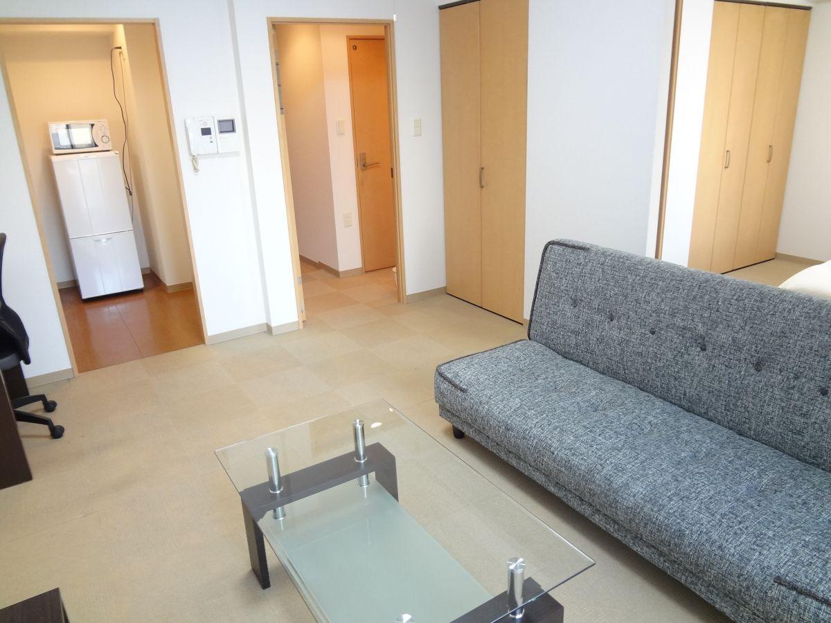 札幌のマンスリーマンション・ウィークリーマンション「ノースステイすすきの」メイン画像