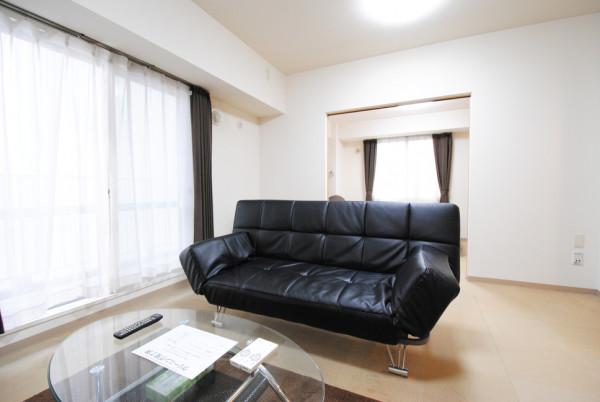 株式会社 賃貸生活の家具家電付きマンスリーマンション「ノースステイすすきの 808・1LDK(No.111)」メイン画像