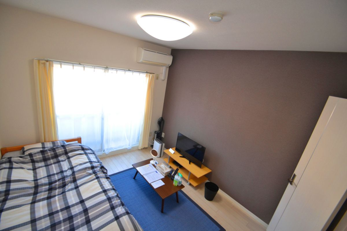 広島の家具付き賃貸「みなみまち」メイン画像