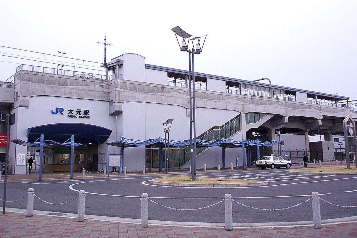 大元駅まで徒歩15分、1.1km。