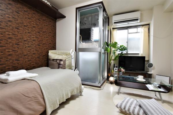 広島県のウィークリーマンション・マンスリーマンション「Kマンスリー榎町」メイン画像