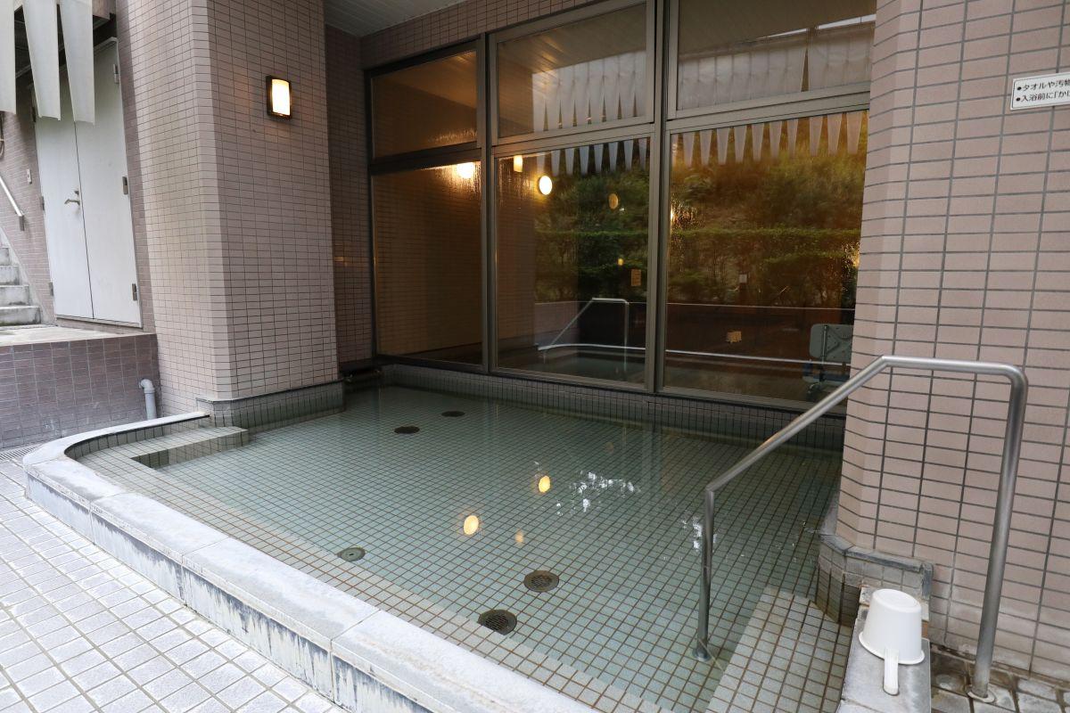 札幌中心部で露天風呂も楽しめます☆