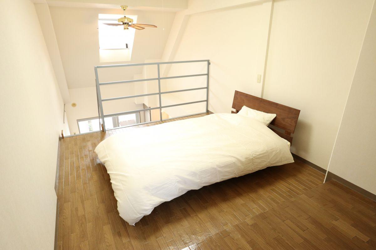 札幌のマンスリーマンション「サンシャイン・シティー 1031・メゾネットB」メイン画像