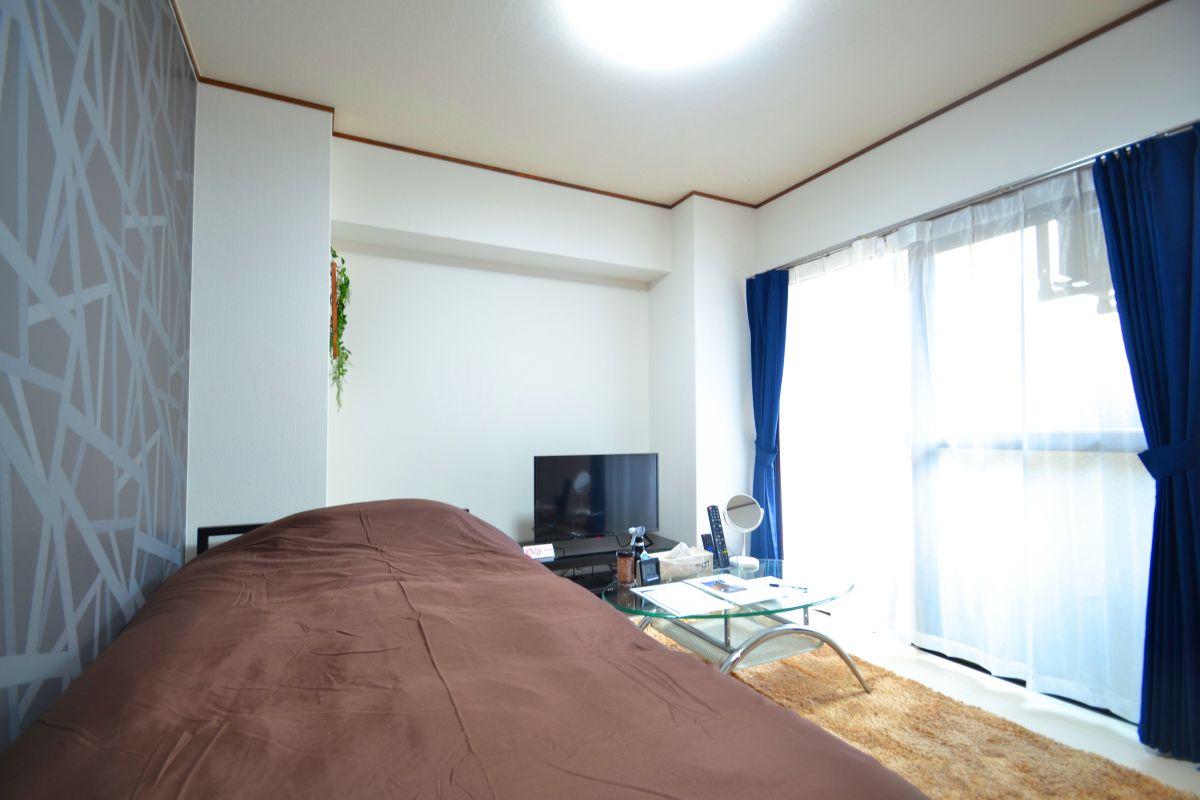 広島のウィークリーマンション・マンスリーマンション「Kマンスリー十日市中 1R-204」メイン画像